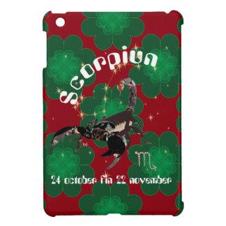 Scorpiun 24 more october fin 22 novembe iPad mini Case For The iPad Mini