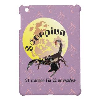 Scorpiun 24 more october fin 22 novembe iPad mini iPad Mini Covers