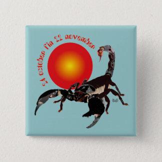 Scorpiun 24 more october fin 22 November of button