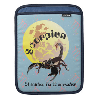 Scorpiun 24 oct. fin 22 Nov. Rickshaw sleeve