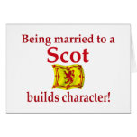 Scot Builds Character Greeting Cards