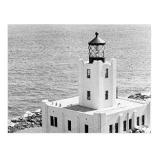 Scotch Cap Lighthouse Postcard