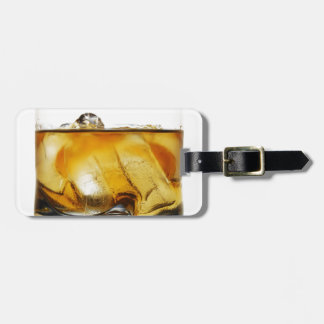 Scotch On The Rocks Tag For Bags