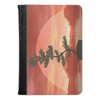 Scotch pine bonsai tree - 3D render Kindle Case