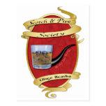 Scotch & Pipe Society Postcard