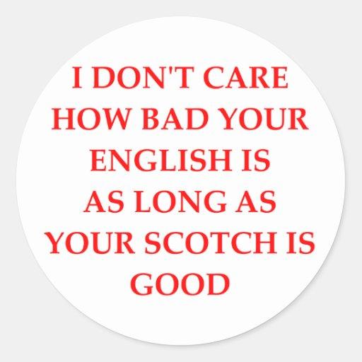 scotch stickers