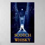 scotch whisky poster