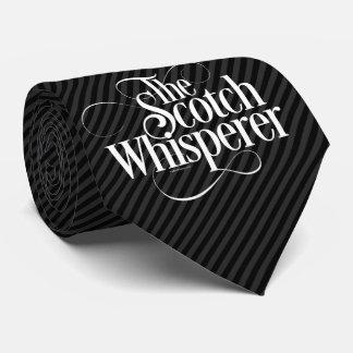 Scotch Whisperer Tie
