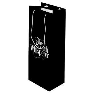 Scotch Whisperer Wine Gift Bag 44e158f7c2c92