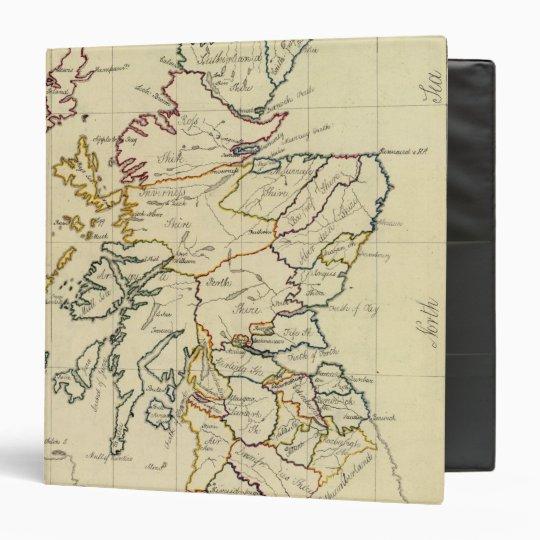 Scotland 11 binder