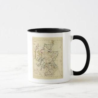 Scotland 11 mug