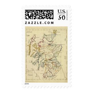 Scotland 11 postage