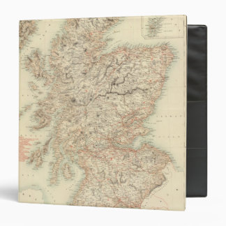 Scotland 13 binders