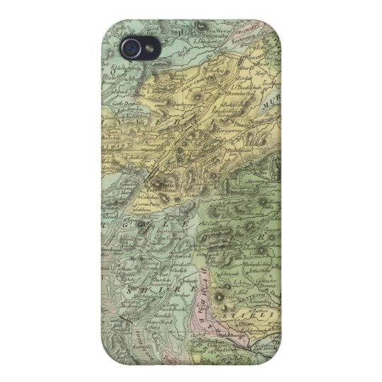 Scotland 17 iPhone 4/4S cover