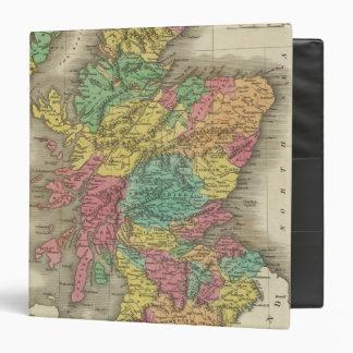 Scotland 18 binder