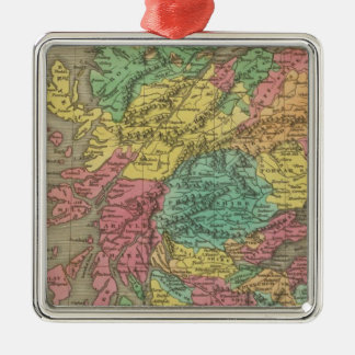 Scotland 18 christmas ornaments