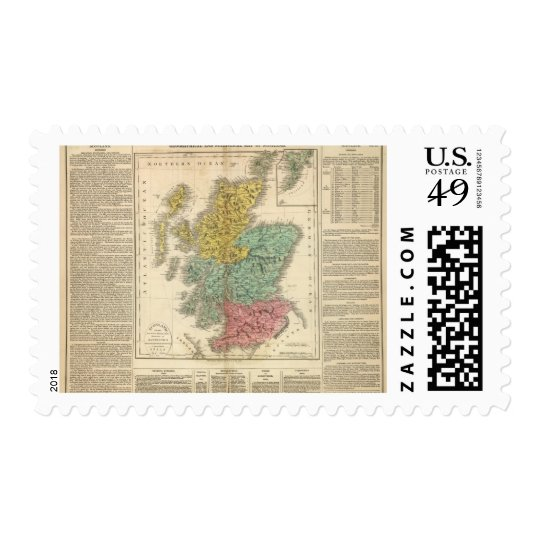 Scotland 18 postage