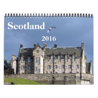 scotland 2016 calendar