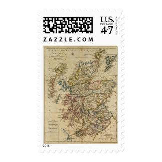 Scotland 22 postage stamp