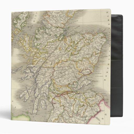 Scotland 24 vinyl binder
