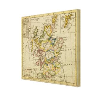 Scotland 2 canvas print