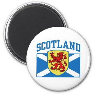 Scotland 2 Inch Round Magnet