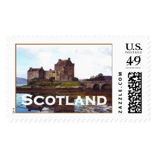 Scotland 2 postage
