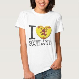 Scotland 2 t-shirt