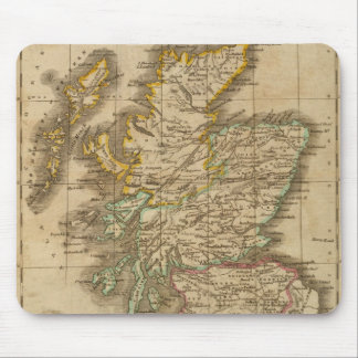 Scotland 4 mouse pad