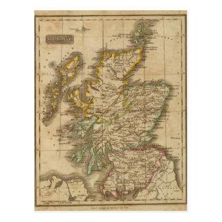 Scotland 4 postcard