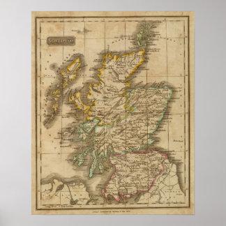 Scotland 4 posters