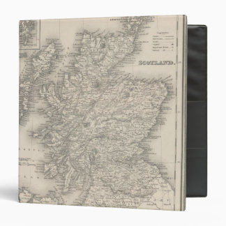 Scotland 4 vinyl binders