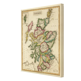 Scotland 7 canvas print