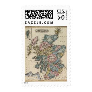 Scotland 8 postage
