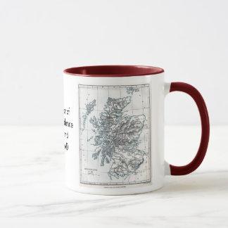 Scotland AD 1285 Mug
