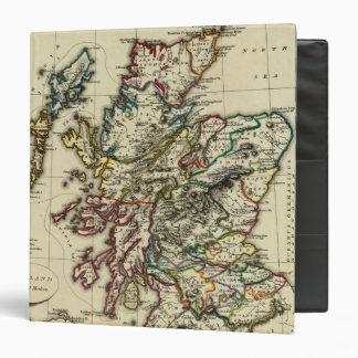 Scotland ancient, modern 3 ring binder