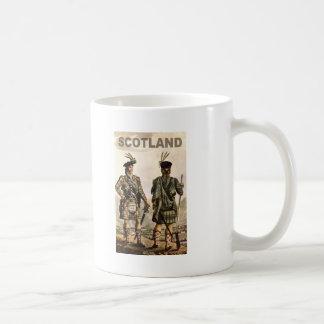 Scotland Art Mugs