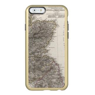 Scotland Atlas Map 2 Incipio Feather® Shine iPhone 6 Case
