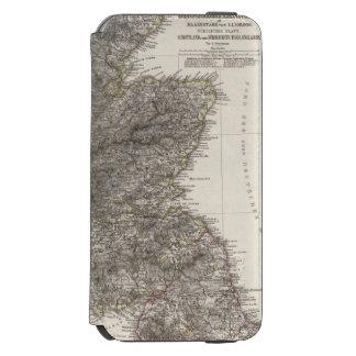 Scotland Atlas Map 2 Incipio Watson™ iPhone 6 Wallet Case