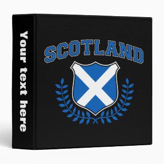 Scotland Binder