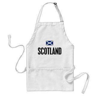 Scotland Bold Aprons