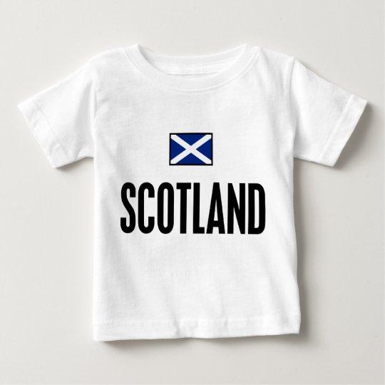Scotland Bold Baby T-Shirt