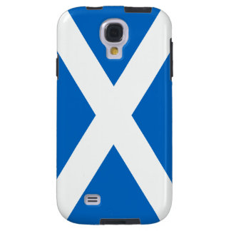 Scotland Bold Flag Graphic Galaxy S4 Case