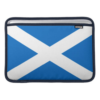 Scotland Bold Flag Graphic Sleeve For MacBook Air