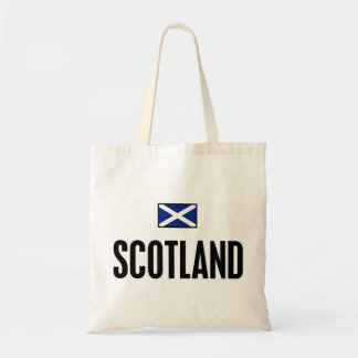 Scotland Bold Tote Bag