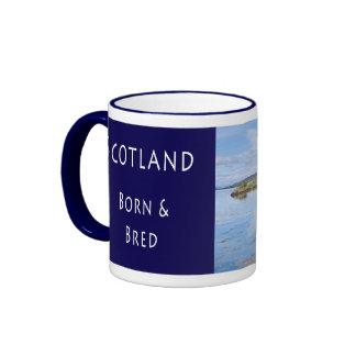 Scotland Born and Bred Mug
