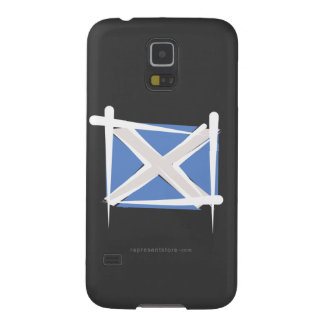 Scotland Brush Flag Galaxy S5 Case