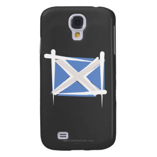 Scotland Brush Flag Samsung S4 Case