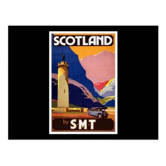 Scotland By SMT Post Cards