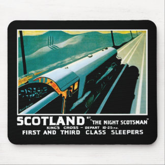 Scotland by The Night Scotsman Mouse Pad